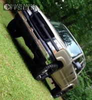 """2005 Chevrolet Silverado 1500 - 20x9 -12mm - XD Spy - Leveling Kit - 33"""" x 12.5"""""""