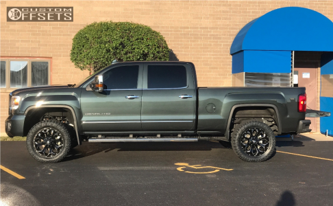 Wholesale Tires Near Me >> GMC Leveling Kit