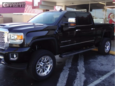 Wholesale Tires Near Me >> GMC Custom Offsets