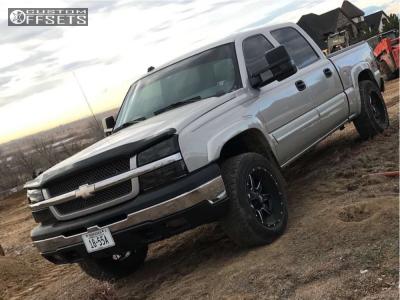 Fuel Maverick D610 20x10 -24