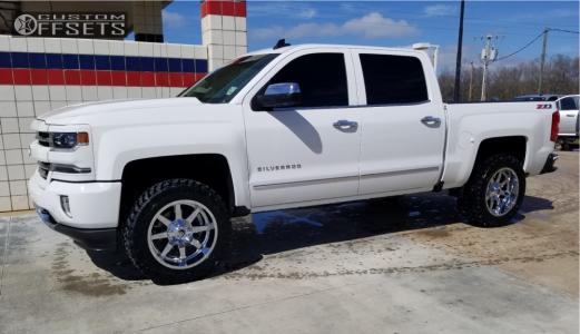 Fuel Maverick D536 20x10 -12
