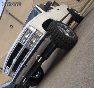 "1995 Chevrolet K1500 - 20x12 -44mm - Gear Off-Road Big Block - Stock Suspension - 33"" x 12.5"""