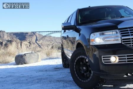 2008 Lincoln Navigator - 18x9 1mm - Fuel Trophy - Air Suspension - 275/75R18