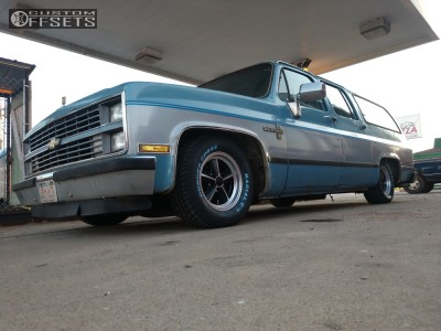 Chevrolet Custom Offsets