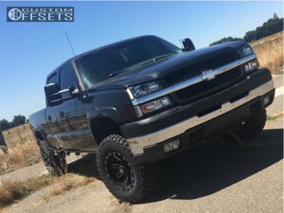 Fuel Maverick D538 17x10 -24
