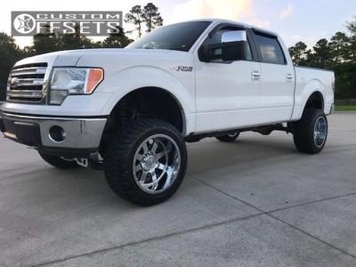 Gear Off-Road Big Block 20x12 -44