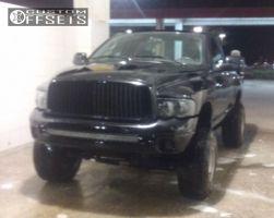 "2004 Dodge Ram 1500 - 15x12 -73mm - Mickey Thompson CLASSIC - Suspension Lift 8"" - 35"" x 12.5"""