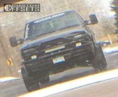 "2000 Chevrolet Silverado 1500 - 16x8 0mm - Vision Warrior - Suspension Lift 6"" - 315/75R16"