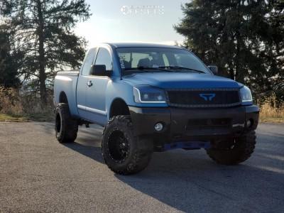 Fuel Maverick D538 18x12 -44