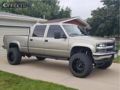 Chevrolet K2500 | Custom Offsets