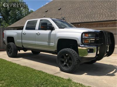 Fuel Beast 20x9 0