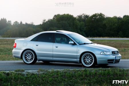 1998 Audi S4 - 19x9 33mm - BBS Speedline - Coilovers - 225/35R19