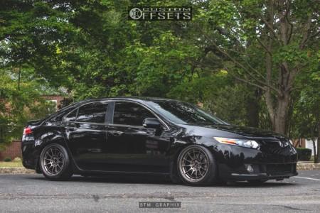 Acura Custom Offsets