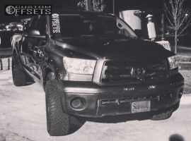 """2010 Toyota Tundra - 18x8 60mm - Spaced Out Stockers Spaced Out Stockers - Leveling Kit - 35"""" x 12.5"""""""