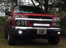 "2005 Chevrolet Colorado - 15x8 -19mm - Ultra 164 - Leveling Kit - 31"" x 10.5"""