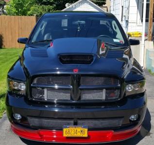 2004 Dodge Ram 1500 - 22x11 10mm - Avant Garde F130 - Lowered 2F / 4R - 305/40R22