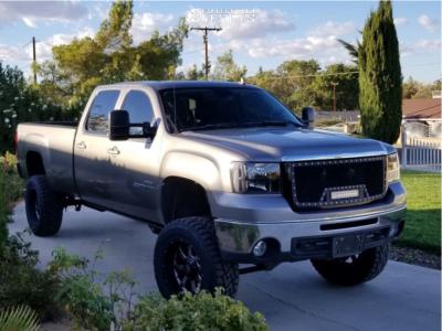 XD Buck 20x10 -24