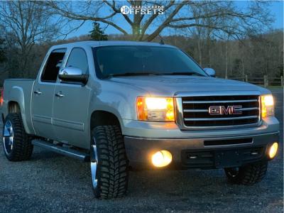 Fuel Triton 22x12 -44