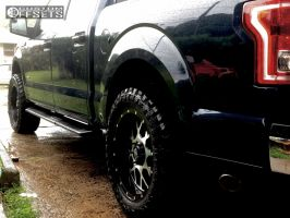 """2015 Ford F-150 - 20x9 0mm - XD XD820 - Leveling Kit - 33"""" x 12.5"""""""