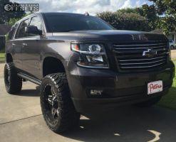 Wheel Offset 2015 Chevrolet Tahoe Super Aggressive 3 5 ...