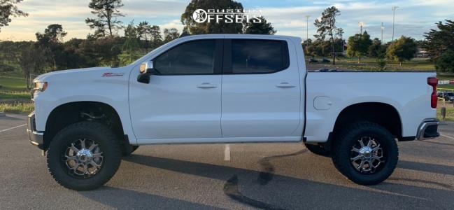 2019 Chevrolet Silverado 1500 Xd Buck Bds Suspension ...