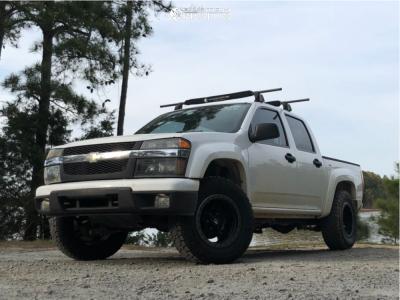 Fuel Anza 17x9 -14