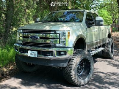 Fuel Triton 22x14 -75