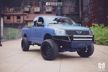 Fuel Maverick D538 20x14 -76