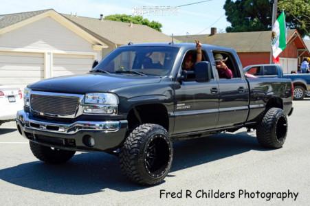 Fuel Maverick 20x14 -74