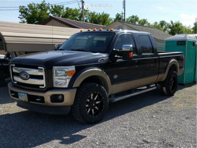 Fuel Maverick D537 20x10 -18