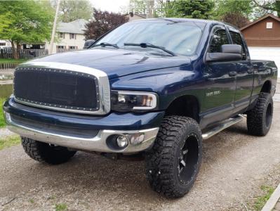 Fuel Maverick D538 20x12 -44