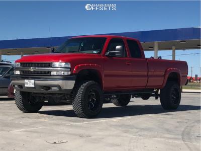 Fuel Cleaver 20x12 -44