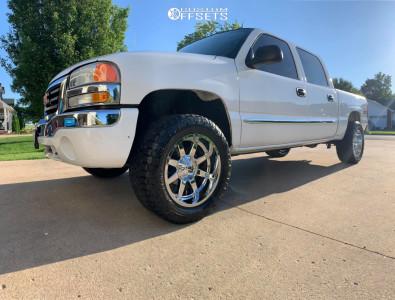 Fuel Maverick D536 20x10 -24