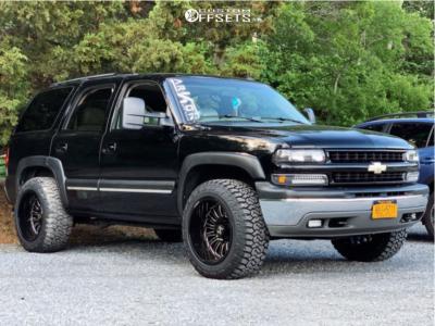 Chevrolet Tahoe | Custom Offsets
