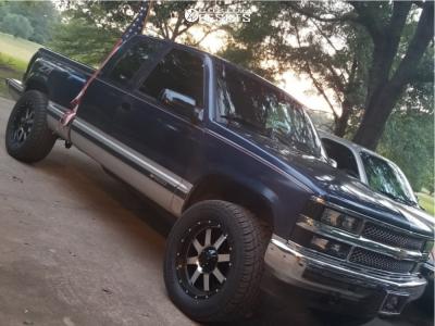 Gear Off-Road 726m 20x9 0