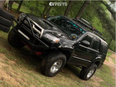 Fuel Cleaver 17x9 -12