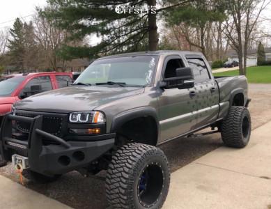 Fuel Maverick 20x14 -76