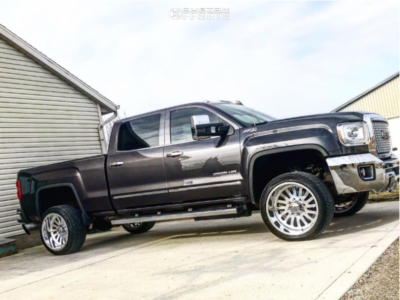 American Force Octane Ss 22x12 -44