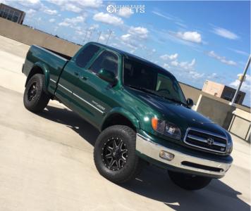 Fuel Maverick 17x9 1