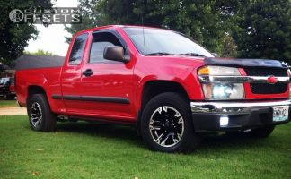 "2006 Chevrolet Colorado - 16x8 10mm - Ultra Maverick - Stock Suspension - 29"" x 9.5"""