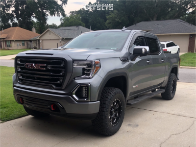 2019 Gmc Sierra 1500 Ultra Hunter Rough Country Leveling ...