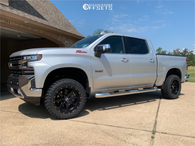 2019 Chevrolet Silverado 1500 Hostile Alpha Rough Country ...
