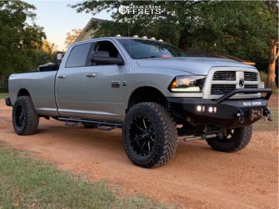 Fuel Maverick 20x10 -18