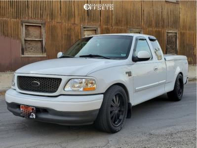 2003 Ford F-150 - 20x10 31mm - TSW Switch - Lowered 4F / 6R - 265/50R20