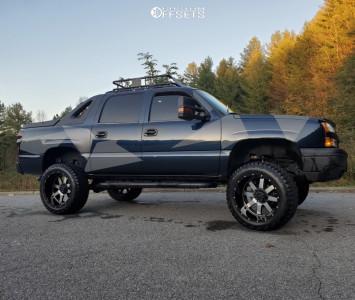 Gear Off-Road Big Block 22x12 -44