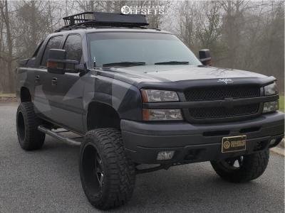 Gear Off-Road 726 22x12 -44