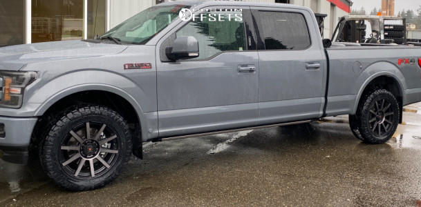2019 Ford F-150 - 20x9 18mm - XD Xd847 - Stock Suspension - 275/55R20