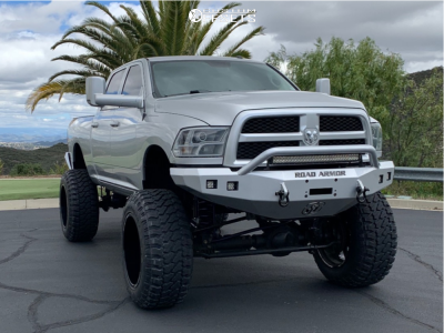 """2014 Ram 2500 - 24x16 -103mm - Specialty Forged Sf006 - Suspension Lift 12"""" - 42"""" x 15.5"""""""