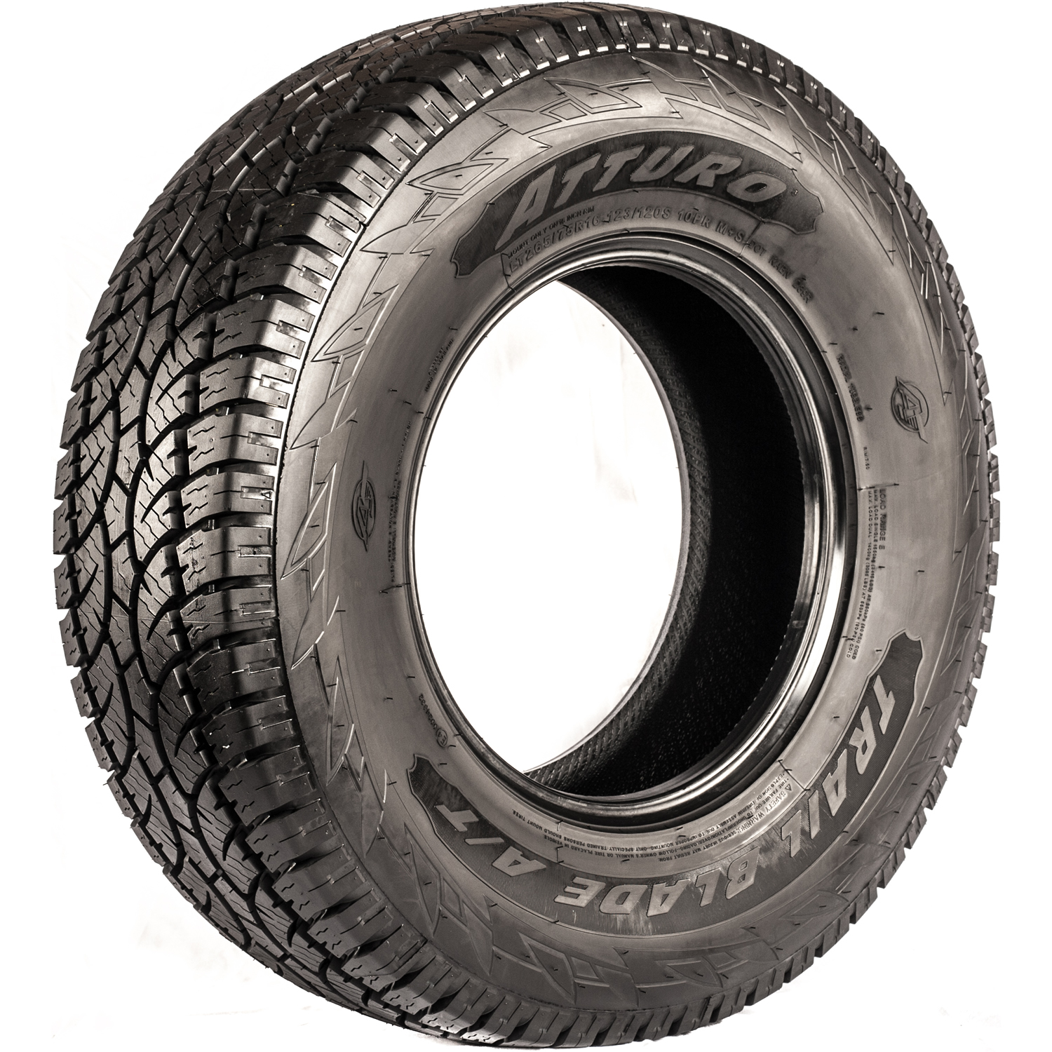 Atturo Trail Blade AT LT225/75R16