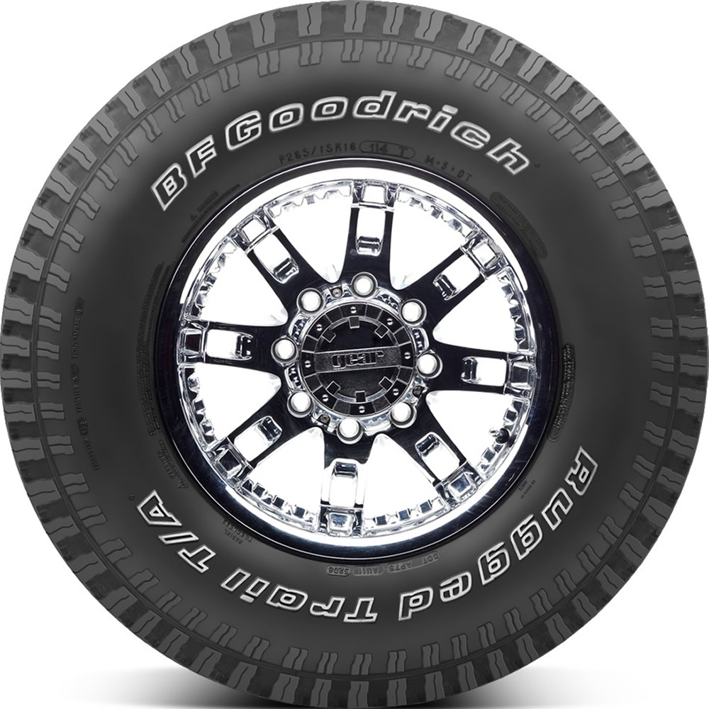 National Tire And Wheel >> Bfgoodrich Rugged Trail T A P265 75r16 Tires